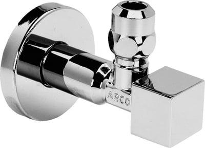 Válvula de escuadra modelo A 80 Cubo