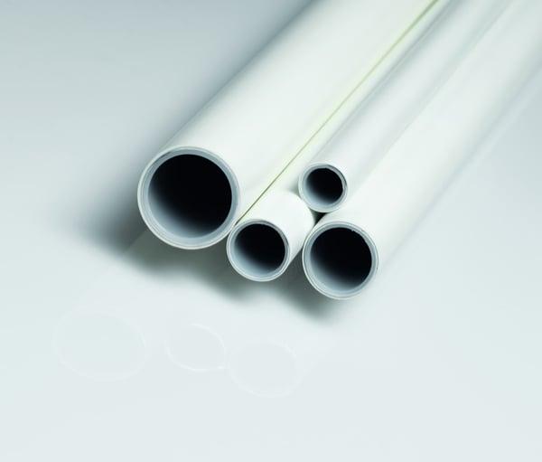 tubo multicapa en varilla