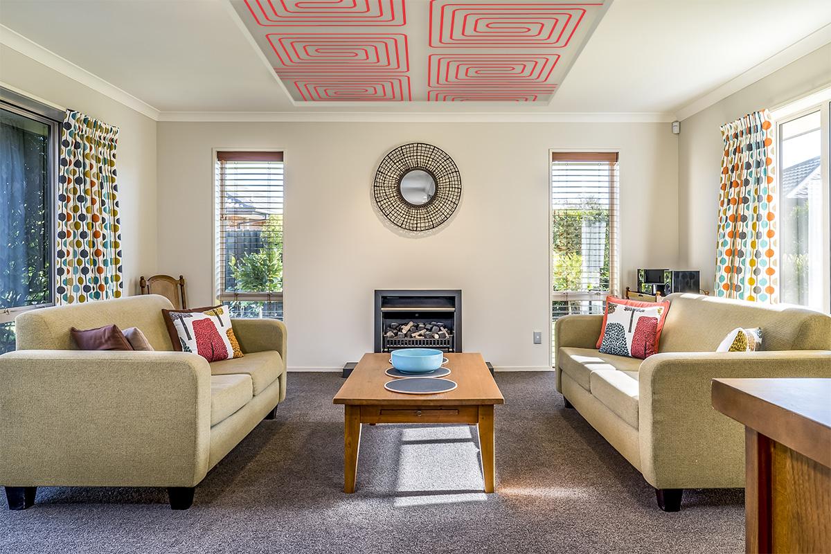 techo radiante como sistema de calefacción